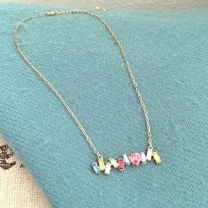 Betsey Johnson Necklace 💚